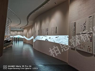 天津万科运河文化村城市展厅
